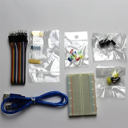 Small arduino starter kit
