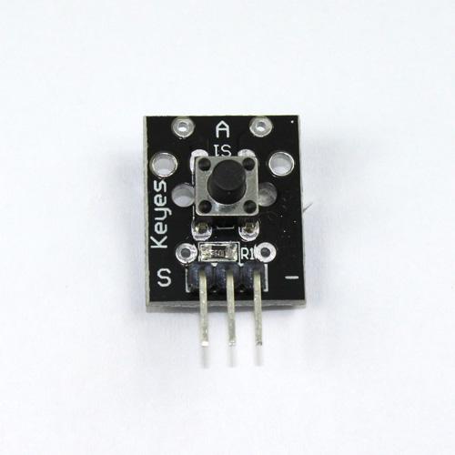Button sensor module