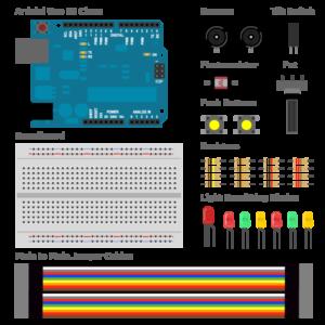 2017 Arduino Starter Kit