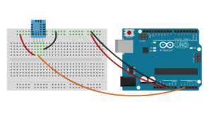 DHT11 to Measure Temperature and Humidity