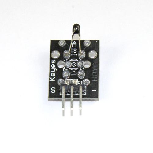 Analog temperature sensor module