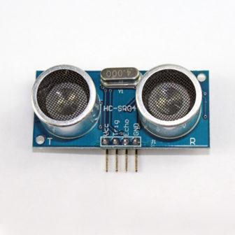 HC-SR04 ultrasonic sensor distance measuring module